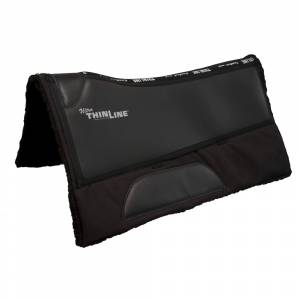 Thinline Standard Western Saddle Pad With Fleece