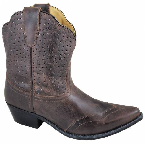 Smoky Mountain Fern Boots - Ladies - Brown