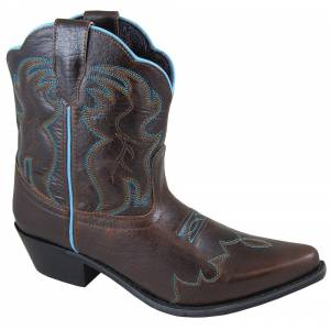 Smoky Mountain Juniper Boots - Ladies - Brown/Teal