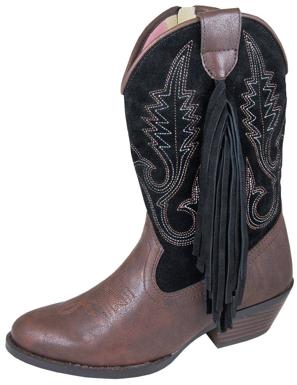 Smoky Mountain Clara Boots - Ladies - Brown