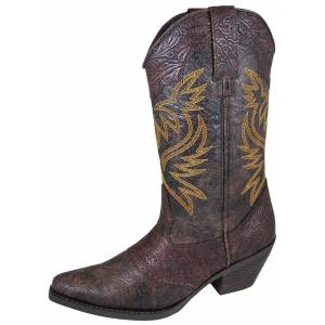 Smoky Mountain Julia Boots - Ladies, Brown