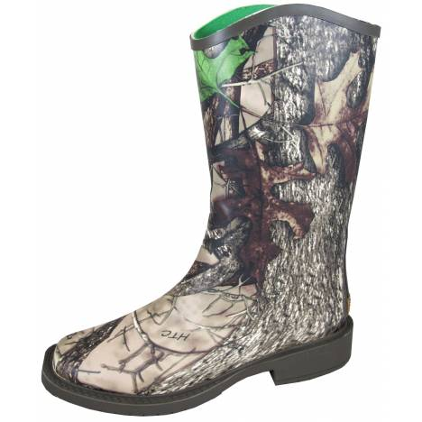 Smoky Mountain Oconee Boots - Ladies - Camo Green