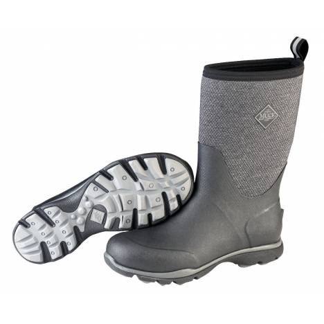 Muck Boots Zx Arctic Excursion Mid Boot - Mens - Gray