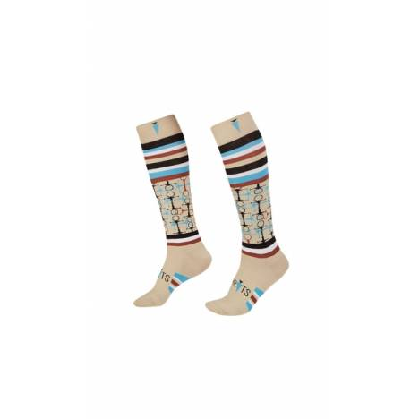 Kerrits Tall Sock - Ladies - Snaffle Bit