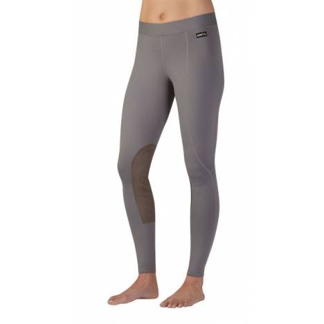 Kerrits Flow Rise Kneepatch Performance Tights - Ladies