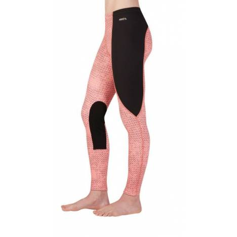Kerrits Performance Riding Tights - Kids - Carrot Field