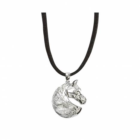 Proud Horse Head Necklace