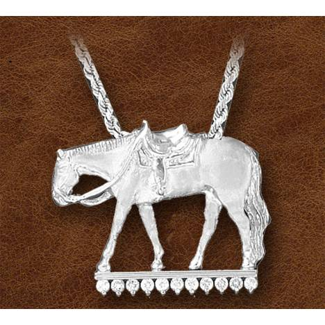 Kelly Herd Silver Western Pleasure Horse - Ladies