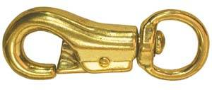 Action Brass Bull Snap