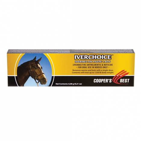 Action Coopers Ivermectin Paste
