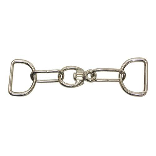 Action Hobble Chain With Swivel