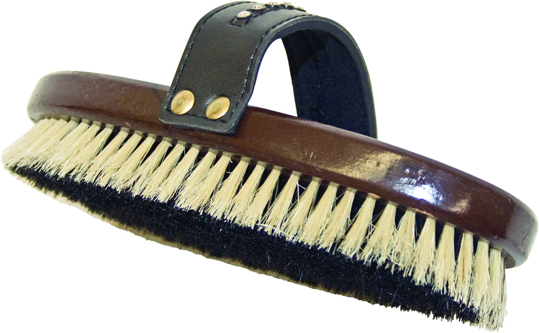 Action Pig Bristle Finish Brush