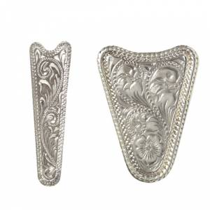 Action Silver Ear Plate