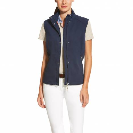 Ariat Topline Vest - Ladies, Navy