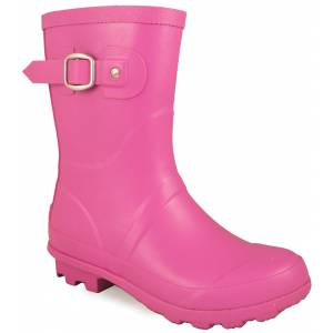 Smoky Mountain Rubber Boots - Childrens - Pink