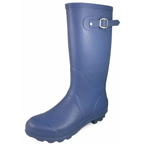 "Smoky Mountain 13"" Rubber Boots - Ladies - Blue"