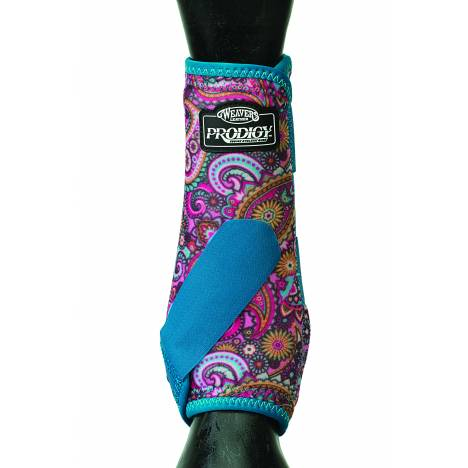 Weaver Leather Prodigy Performance Boots - Paisley