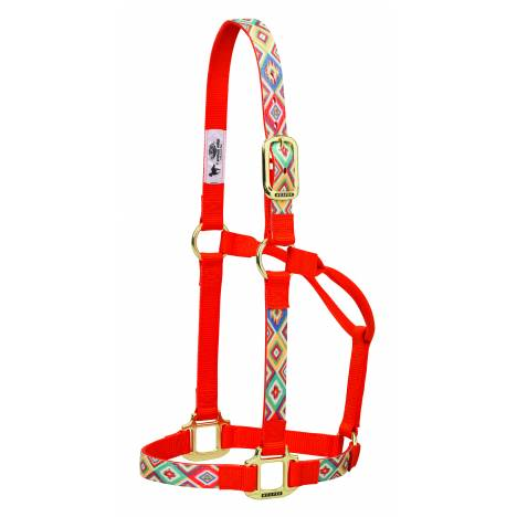 Weaver Nylon Navajo Non-Adjustable Horse Halter
