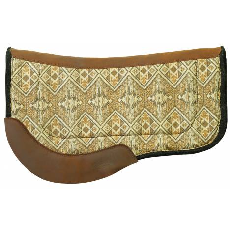 Weaver 29X34 Trail Gear Canvas Felt Bottom Saddle Pad - H34