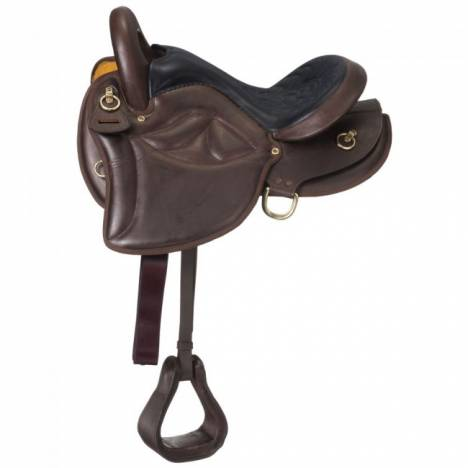 Tough-1 Lady Gait Endurance Saddle