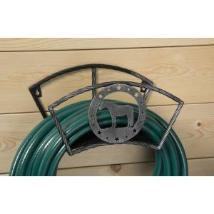 Tough-1 Hose Holder With Equine Motif - Quarter Horse