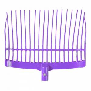 Tough-1 Pro Pick Rounded Stall Fork Head