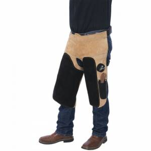 Tough-1 Tough 1 Professional Deluxe Leather Farrier Apron