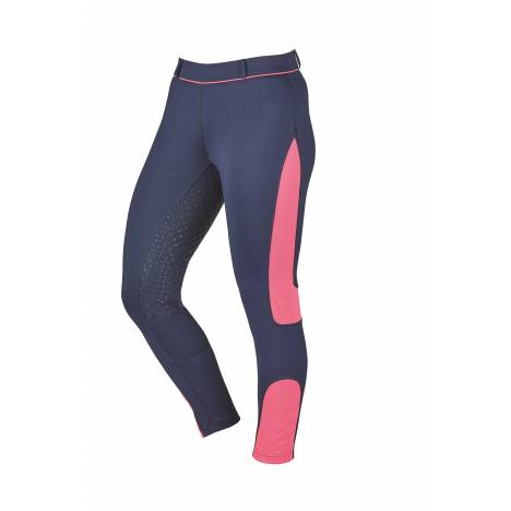 Dublin Performance Mesh Flex Riding Tights - Ladies
