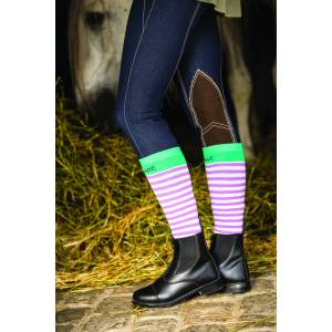 Horseware Short Zip Leather Boot - Ladies