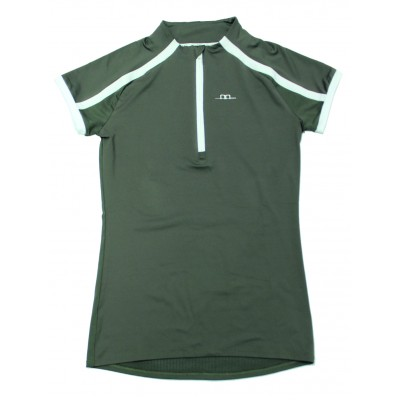 Alessandro Albanese Pula Short Sleeve Technical Top - Ladies