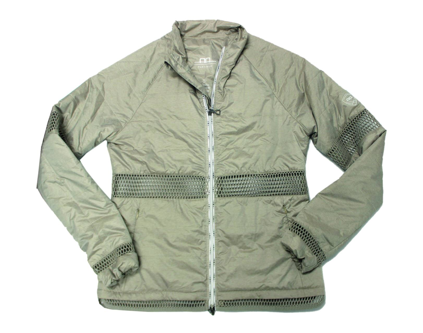 Alessandro Albanese Florence Light Padded Jacket Ladies