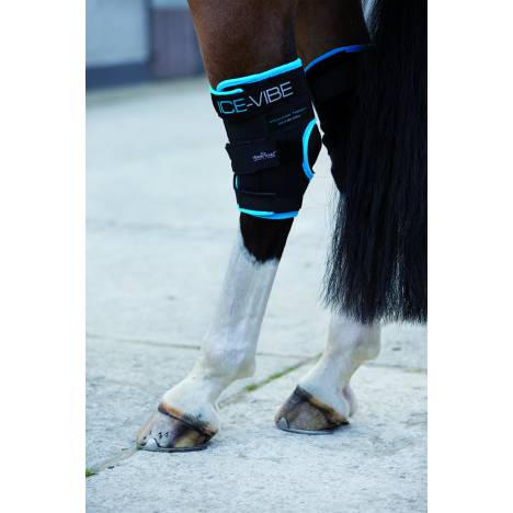 Horseware Ice-Vibe One Pair Hock Wraps