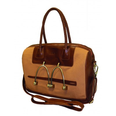 Alessandro Albanese Limited Edition Leather Bag