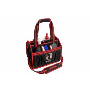 Noble Outfitters EQUINESSENTIAL Grooming Tote-Black