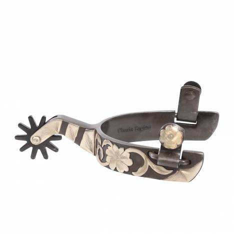 Classic Equine Cutter Series Spurs