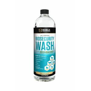 Noble Outfitters Biosecurity Wash Concentrate - 32 oz
