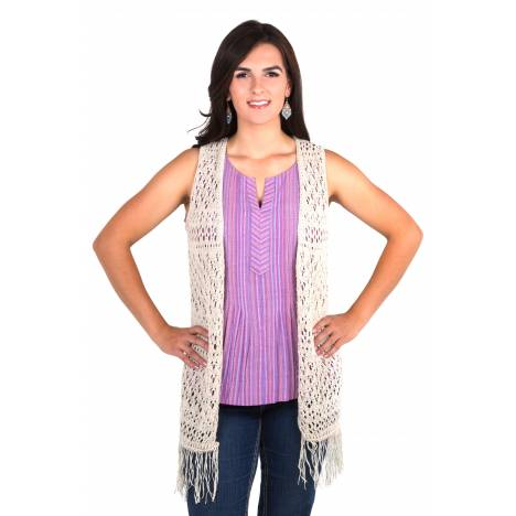 Noble Outfitters Arizona Knit Vest - Ladies