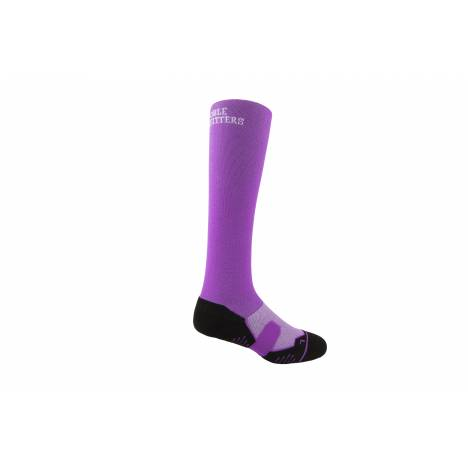 Noble Outfitters Perfect Fit Over the Calf Solid Sock - Ladies