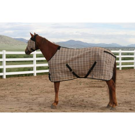 Colorado Saddlery Centurion 1000D Pvc Fly Sheet