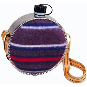 Colorado Saddlery 4 Qt. Blanket Lined Canteen