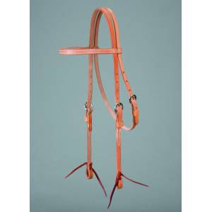 Colorado Saddlery Rancher Harness Browband Headstall