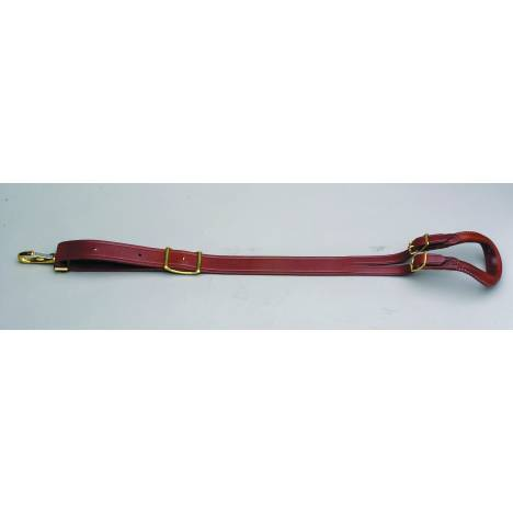 Colorado Saddlery Crupper & Strap