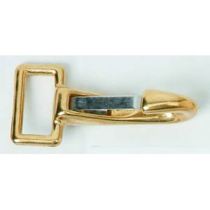 Colorado Saddlery Fixed End Spring Snap