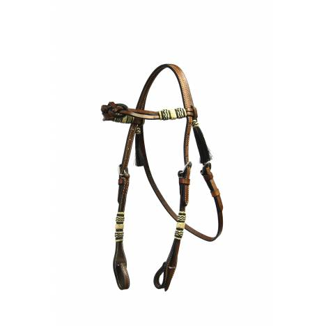 Colorado Saddlery Infinity Knot Browband Headstall
