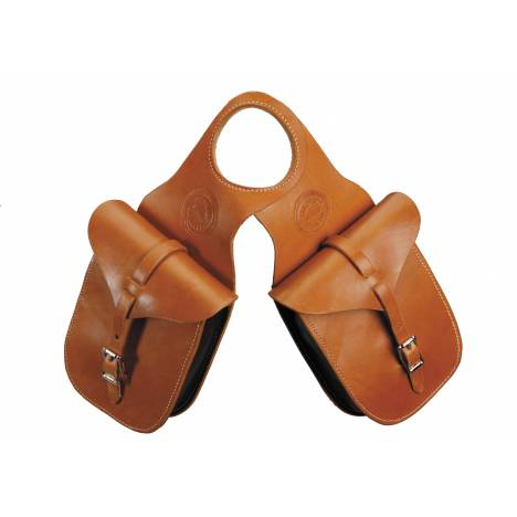 Colorado Saddlery Leather Horn Bag