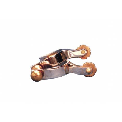 Colorado Saddlery Littlest Buckaroo Spurs