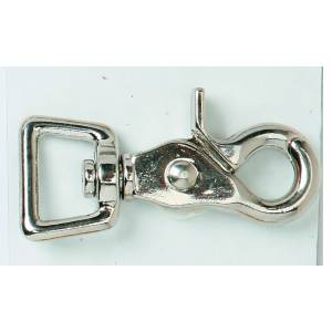 Colorado Saddlery Replacement Swivel Flat Eye Trigger Snap