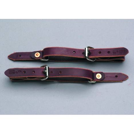 Colorado Saddlery Rough Stock Spur Straps
