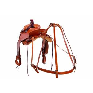 Colorado Saddlery Saddle Breeching