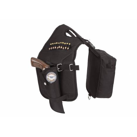Colorado Saddlery Ultra Rider Horn Bag With Detachable Holster